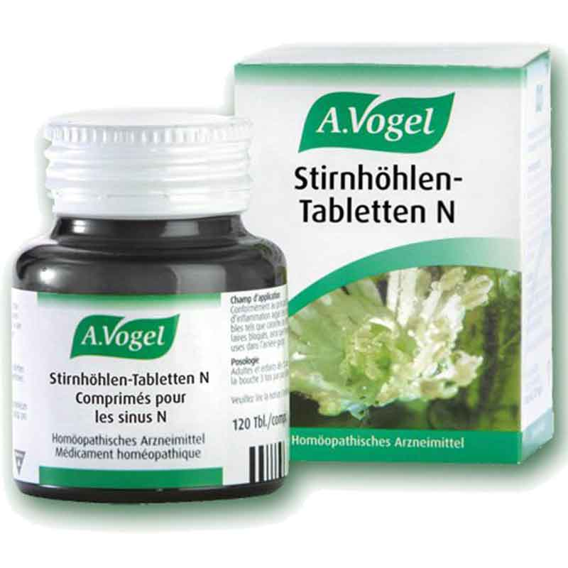 A vogel stirnhohlen 120 tablets -pharmacy4y overespa