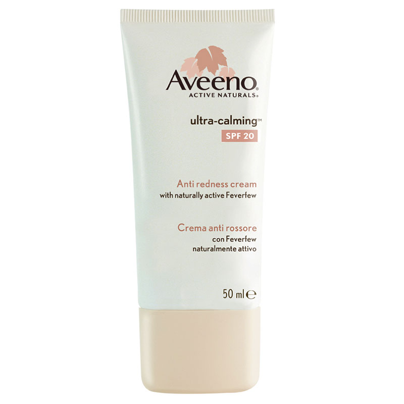 Aveeno ultra-calm spf20 anti redness creme 50ml -pharmacy4y overespa