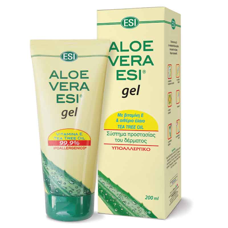 Esi aloe vera gel 200ml -pharmacy4y overespa