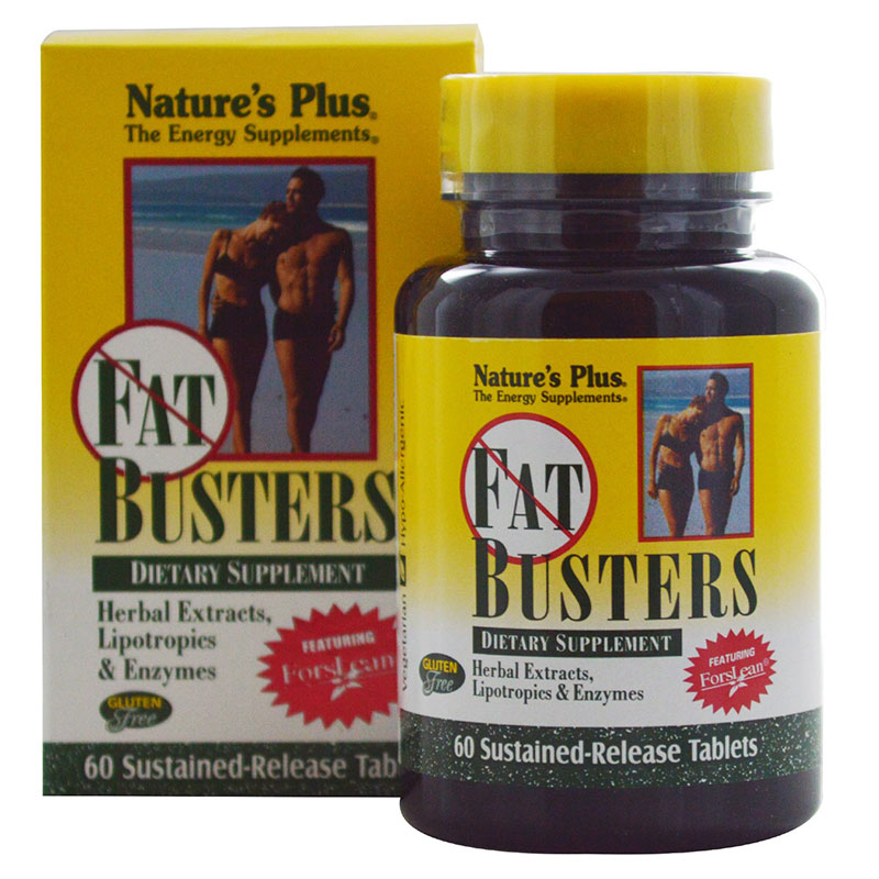 Nature`s plus fat busters tablets 60 -pharmacy4y overespa