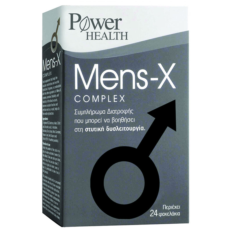 Power health mens-x complex 24c - pharmacy4y overespa