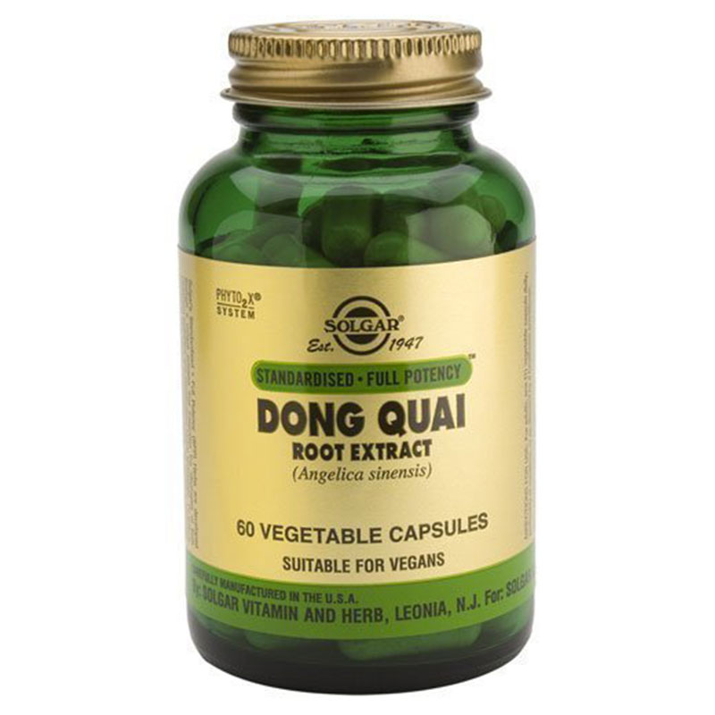 Solgar sfp dong quai root extract vegicaps 60s -pharmacy4y overespa