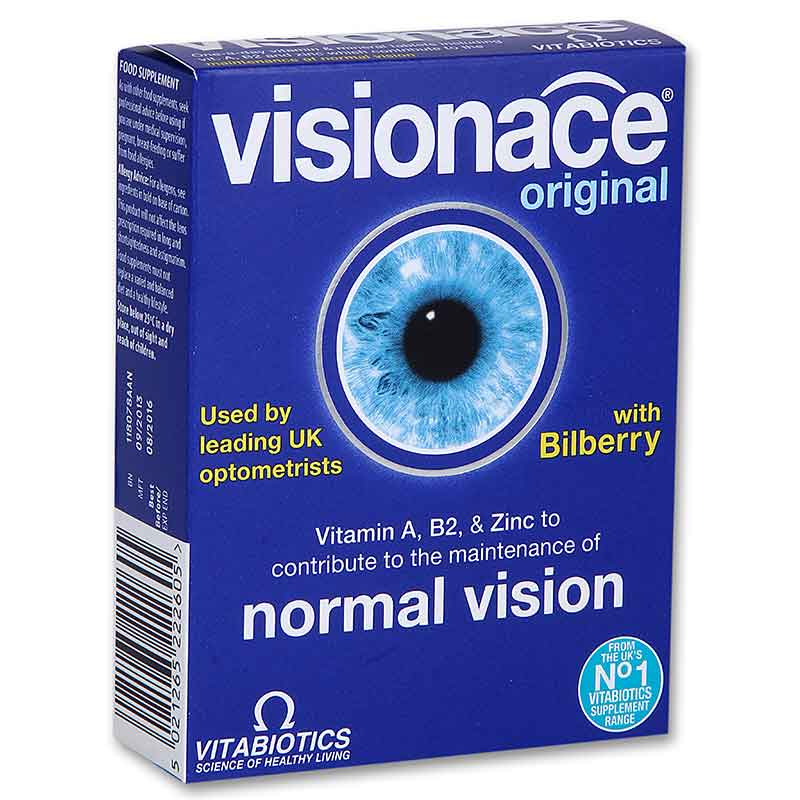 Vitabiotics visionace 30tabs -pharmacy4y overespa