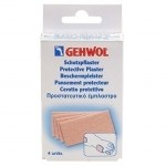 Gehwol Protective Plaster Thick Παχύ προστατευτικό έμπλαστρο, 4τμχ Pharmacy4y Overespa
