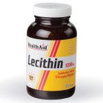 Health aid super lecithin 1200mg 100caps - pharmacy4y overespa