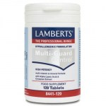 Lamberts Multi Guard Ειδικά συμπληρώματα 120tabs Pharmacy4y Overespa