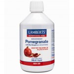 Lamberts Pomegranate Concentrate Συμπληρώματα, 500ml Pharmacy4y Overespa