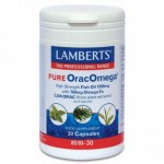 Lamberts Pure Oracomega - Συμπληρώματα διατροφής, Pharmacy4y - Overespa