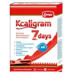 Lanes Kcaligram 7 days (14tabs) Συμπλήρωμα διατροφής -pharmacy4y overespa
