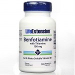 Life extension benfotiamine 120  vegicaps -pharmacy4y overespa