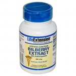 Life extension bilberry extract 100mg 100veg cap -pharmacy4y overespa