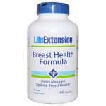 Life extension breast health formula 60caps -pharmacy4y overespa
