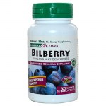 Nature`s plus bilberry 50 mg vcaps 60 -pharmacy4y overespa