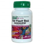 Nature`s plus red yeast rice gugulipid vcaps 60 -pharmacy4y overespa