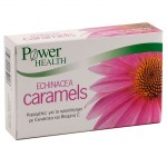 Power Health Echinacea Caramels Καραμέλες για το κρυολόγημα 60g Pharmacy4y Overespa