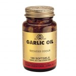 Solgar Garlic Oil Φυτοθεραπεία, Softgels 100s Pharmacy4y Overespa