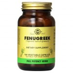 Solgar fenugreek 520mg vegicaps 100s -pharmacy4y overespa
