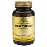 Solgar milk thistle 100mg vegicaps 50s -pharmacy4y overespa