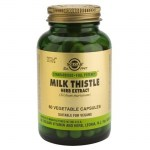 Solgar milk thistle herb 60 -pharmacy4y overespa