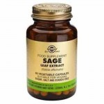 Solgar sage leaf extract 60 -pharmacy4y overespa