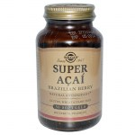 Solgar super acai extract softgels 50s -pharmacy4y overespa