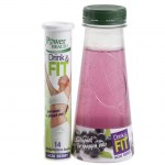 Power Health Drink Fit 14s Φυσικό συμπλήρωμα με φρούτα Acai Berry - Pharmacy4y Overespa