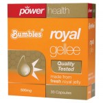 Power health sup royal jelly 500mg 30s Κάψουλες με βασιλικό πολτό -pharmacy4y overespa