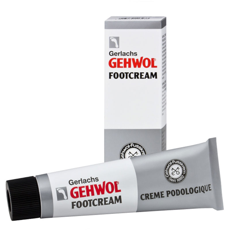 Gehwol gerlachs foot cream 75ml -pharmacy4y overespa