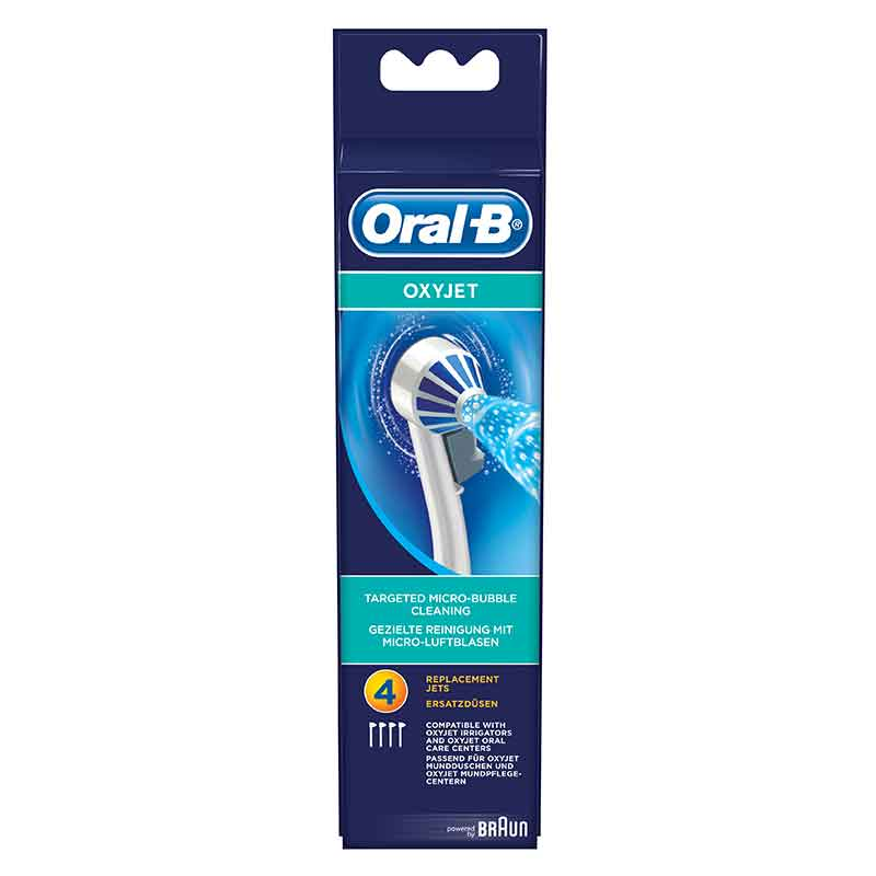 Oral-b ανταλλακτικό oxyjet md17-18/oc -pharmacy4y overespa