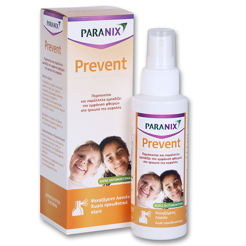 Paranix Prevent Spray 100ml -pharmacy4y overespa