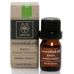 Apivita essential oil basilicum 5ml - pharmacy4y overespa