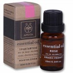 Apivita Essential Oil Rose 10ml/10 αιθέριο έλαιο Pharmacy4y Overespa
