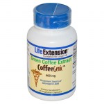 Life extension cofee genic green coffe extract 90caps -pharmacy4y overespa