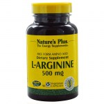Nature`s plus l-arginine 500 mg vcaps 90 -pharmacy4y overespa