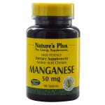 Nature`s plus manganese 50 mg tablets 90 -pharmacy4y overespa