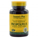 Nature`s plus propol-plus softgels 60 -pharmacy4y overespa