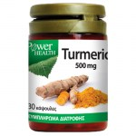 POWER HEALTH TURMERIC 500mg 30s -pharmacy4y overespa