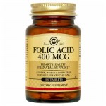 Solgar Folic Acid 400mg Tabs 100s -pharmacy4y overespa