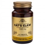 Solgar cat's claw 1000mg tabs 30s -pharmacy4y overespa