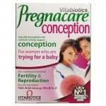 Vitabiotics pregnacare conception 30 tabs -pharmacy4y overespa