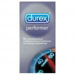 durex Performer Προφυλακτικά, 12τμχ Pharmacy4y Overespa