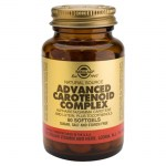 solgar Advanced Carotenoid - Αντιοξειδωτικό Complex Softgels 60s -pharmacy4y overespa